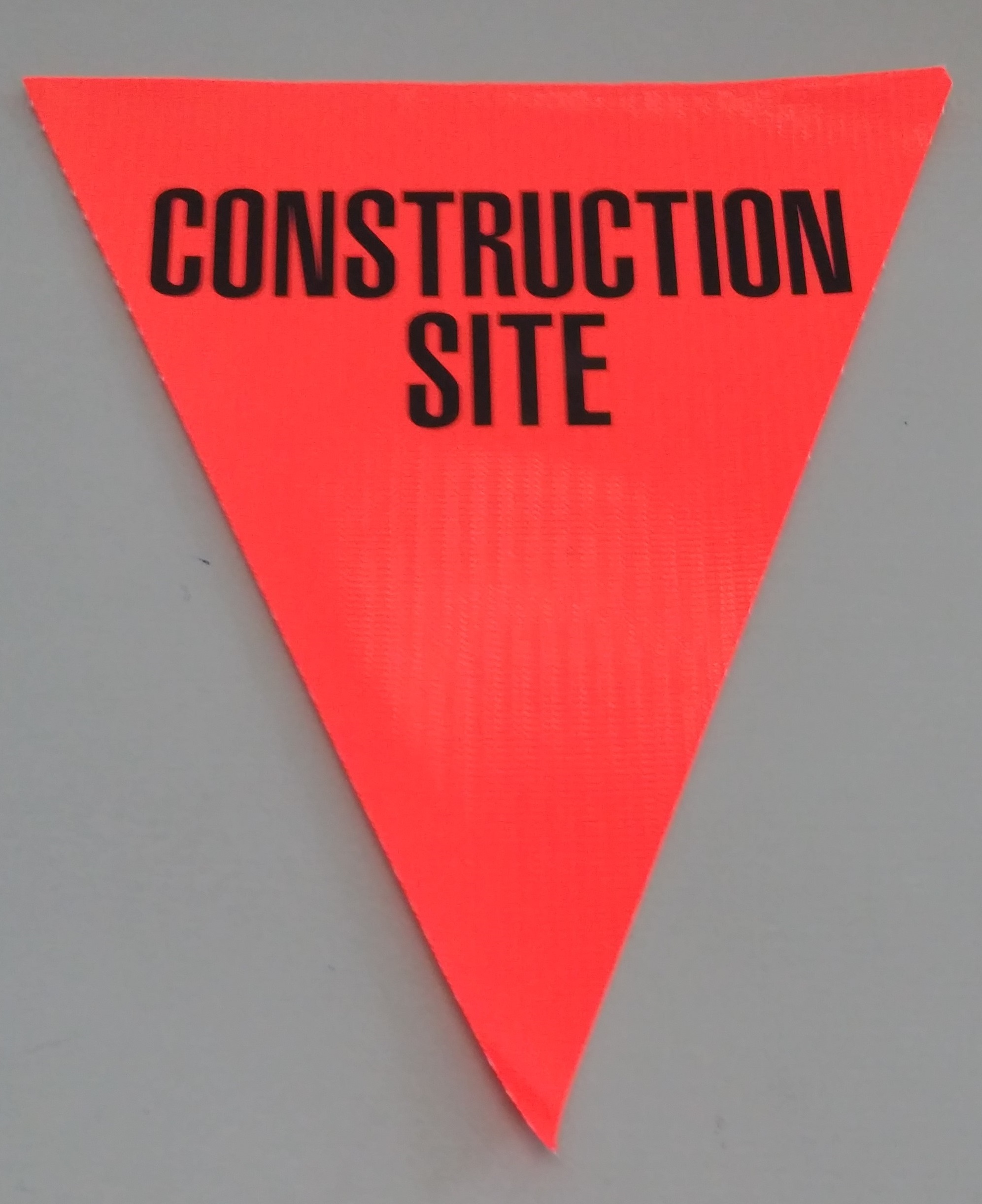 Construction Site (orange)