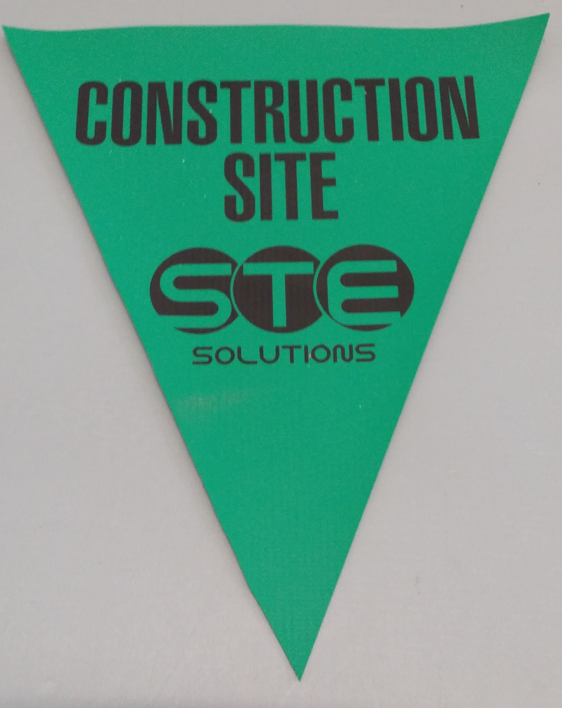 Construction Site STE Solutions (green)