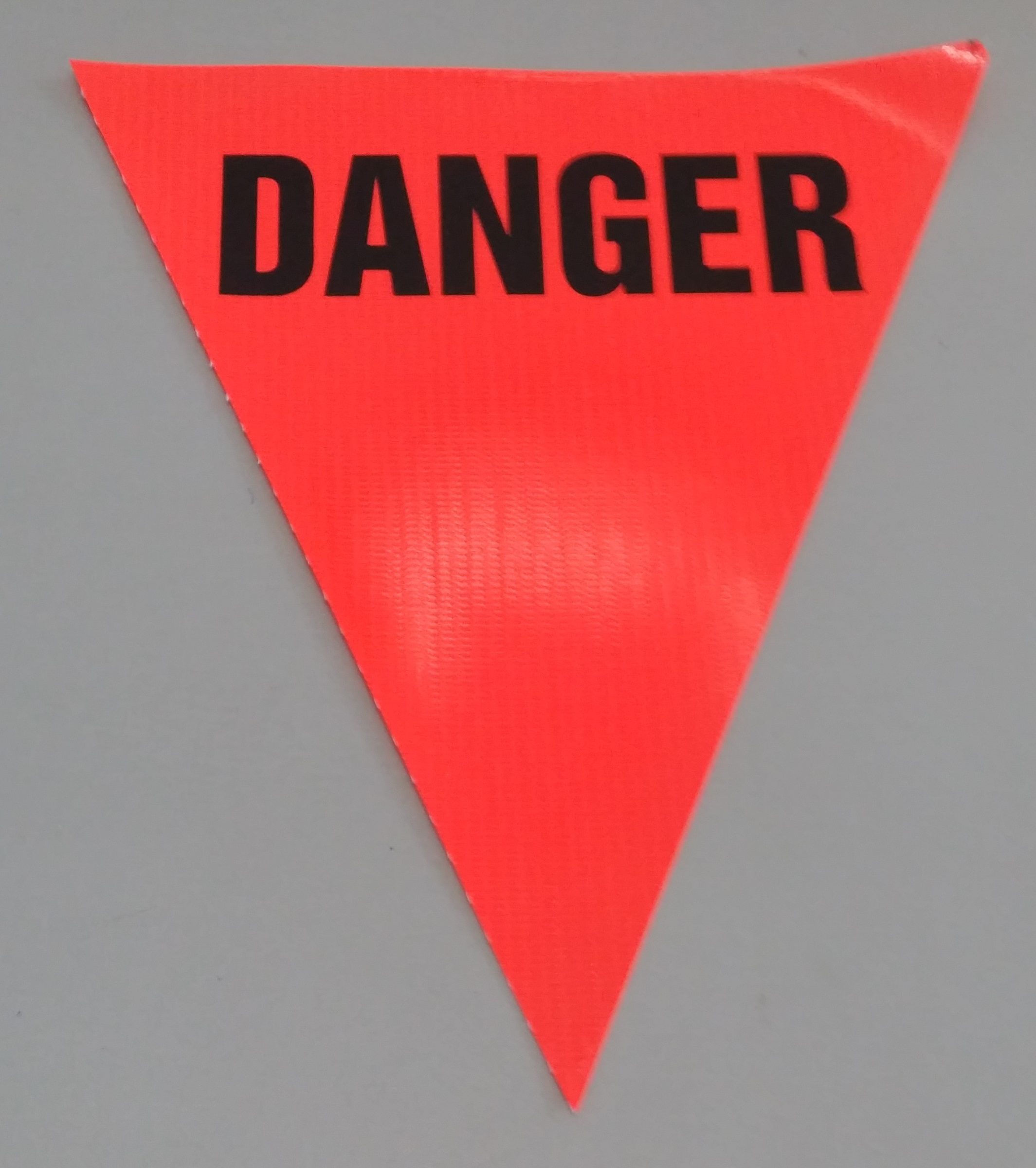 Danger (orange)