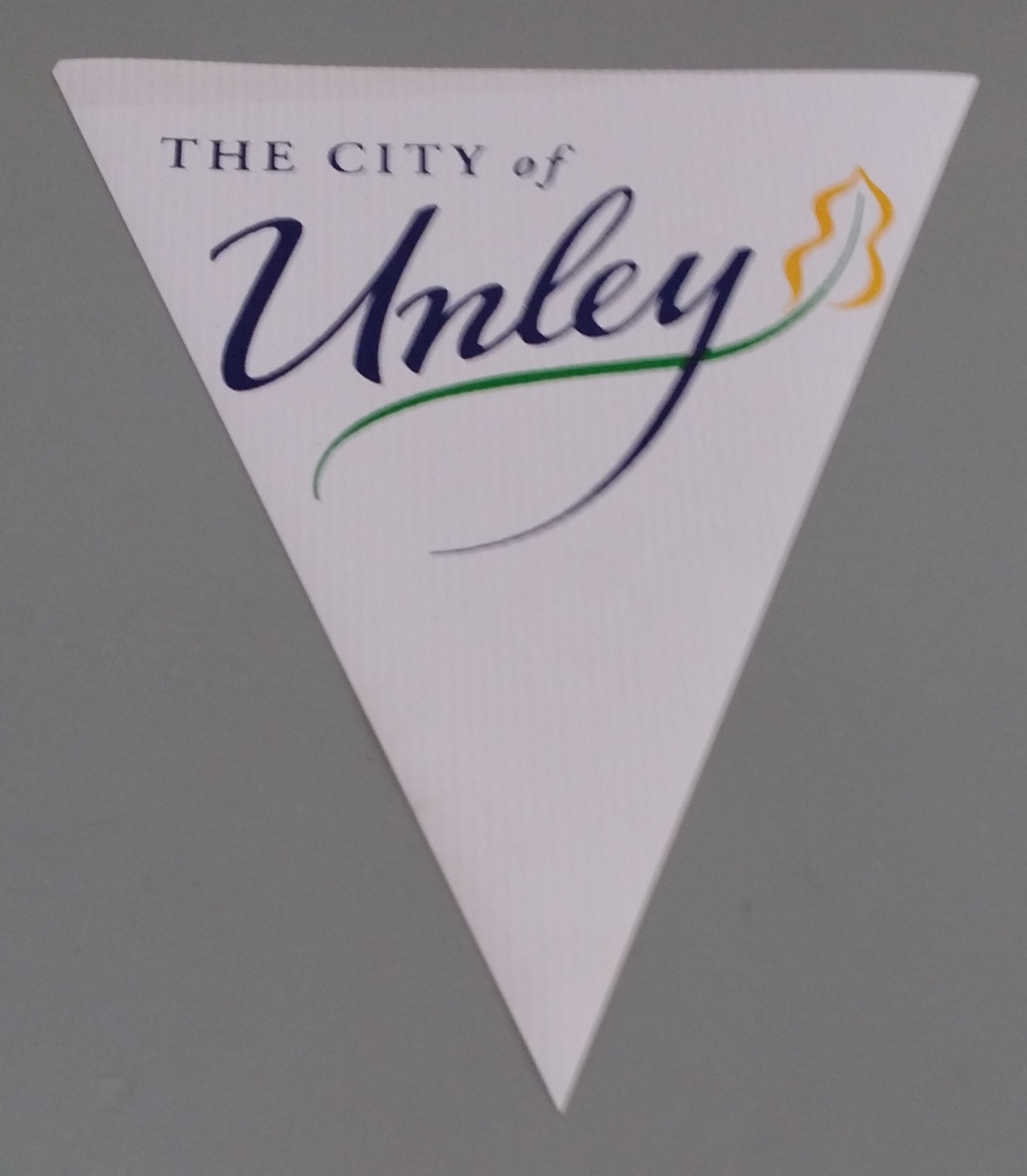 City of Unley (white)