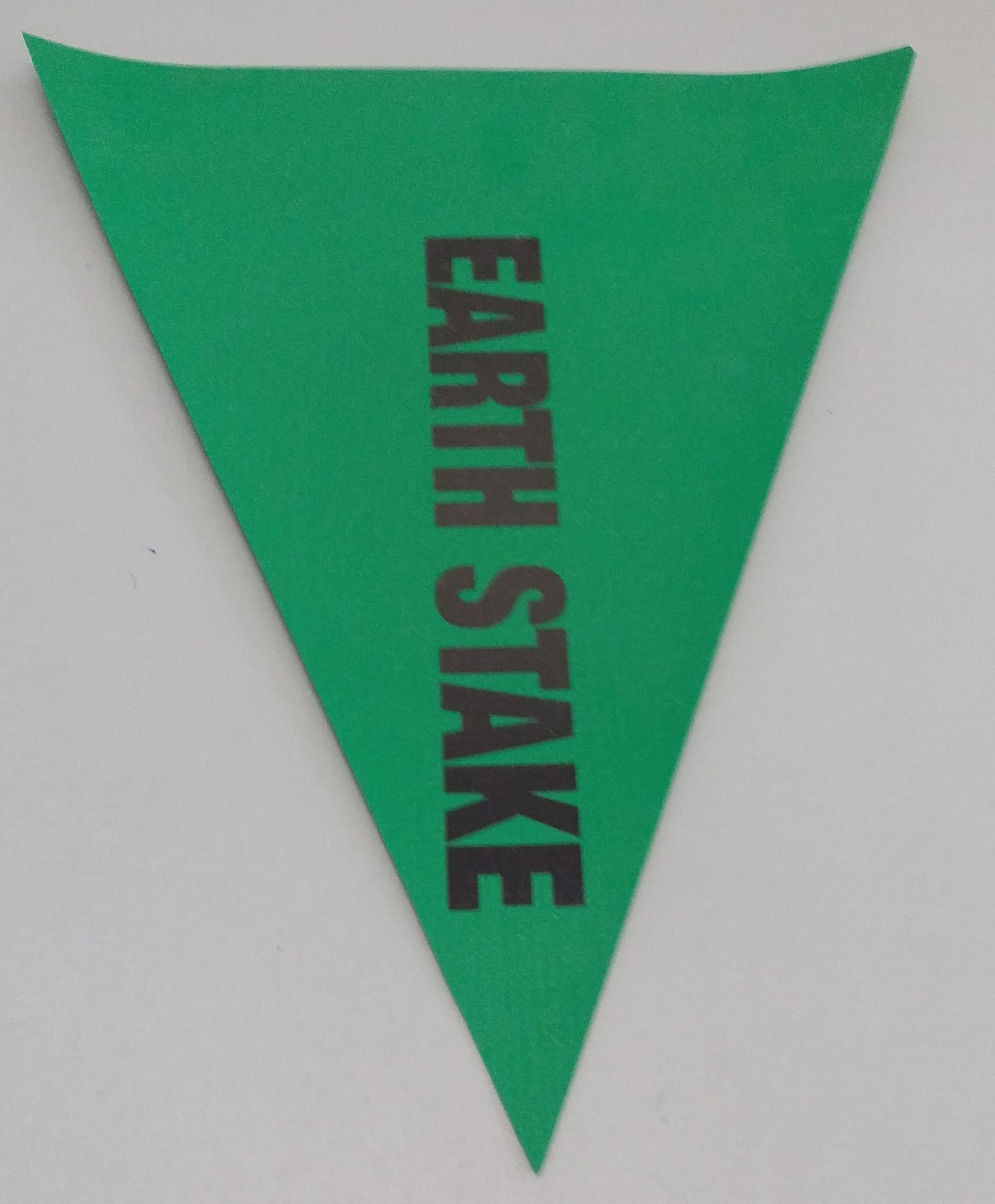Earth Stake (green)