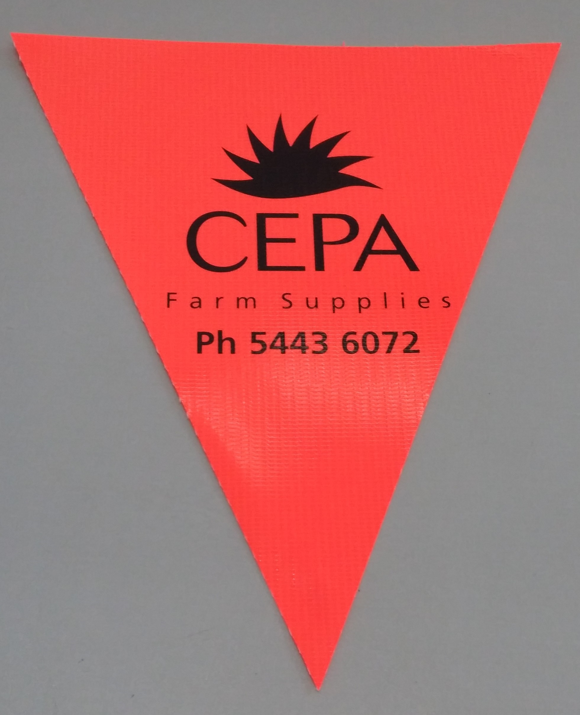 Cepa Farm Supplies (orange)