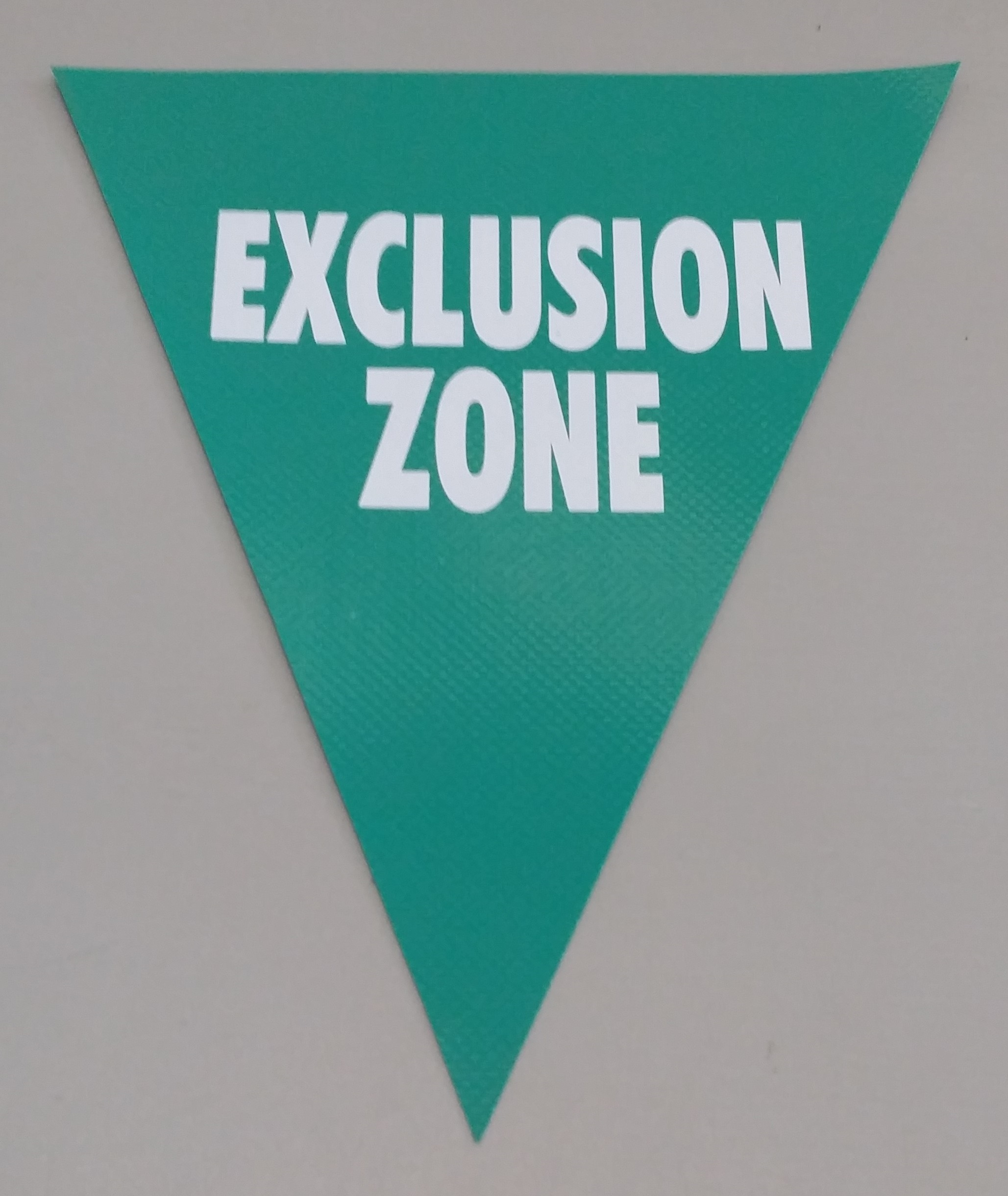 Exclusion Zone (green)