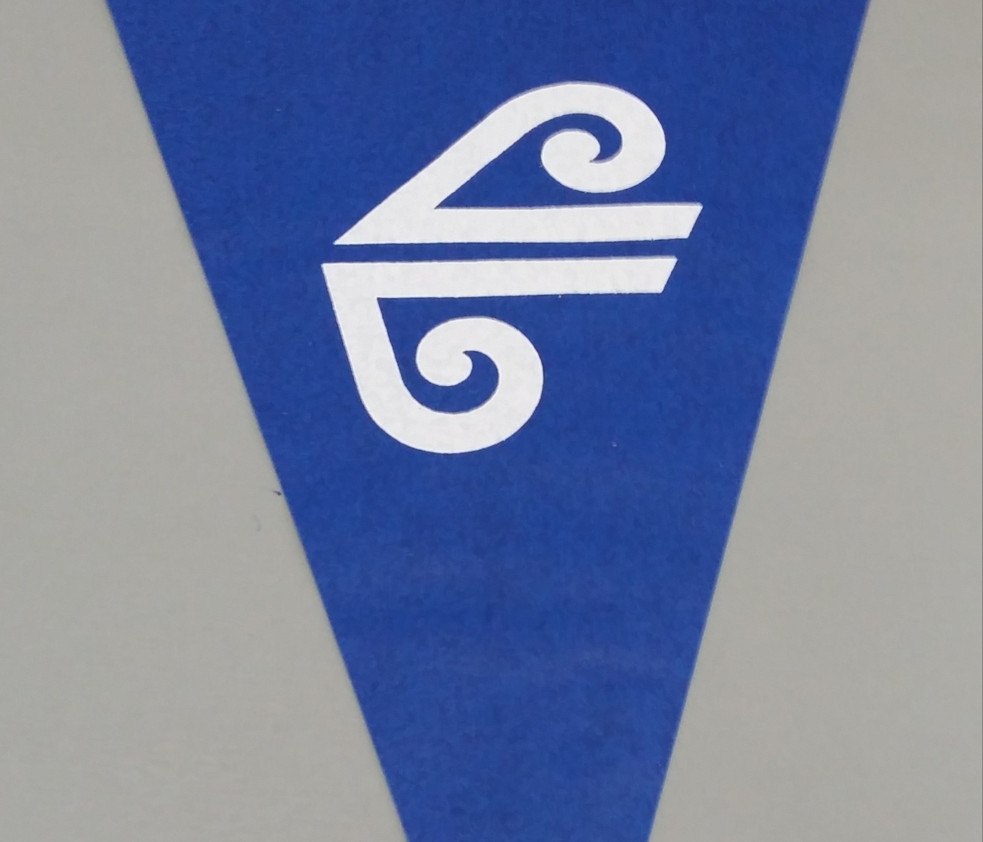 Airlines Logo (blue)