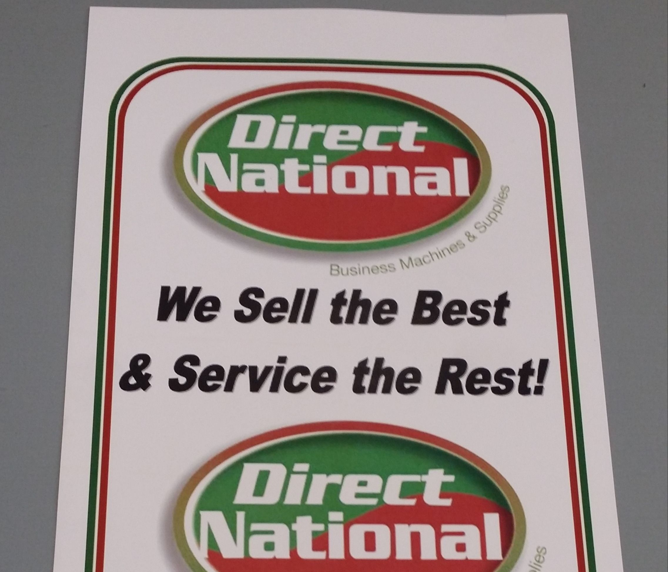 Direct National